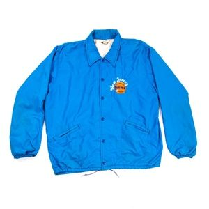 Vintage New Jersey Gems Unisex Coach Jacket